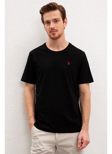 U.S. Polo Assn. Tişört Siyah